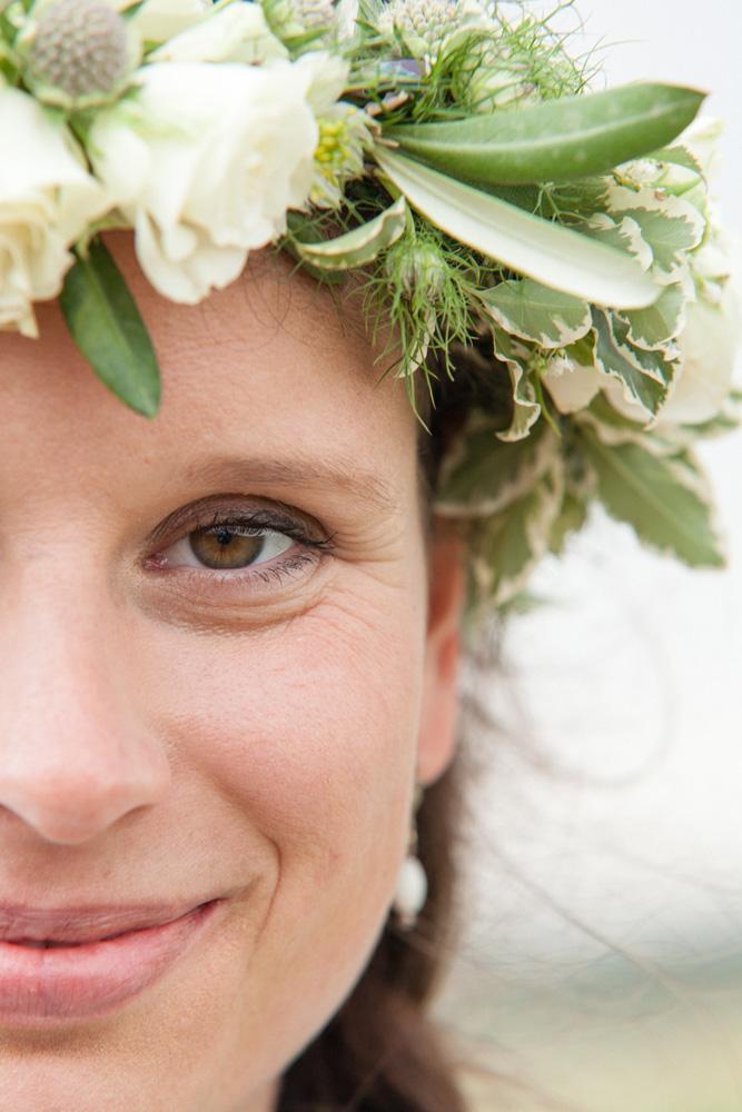 Hochzeiten Haarkranz